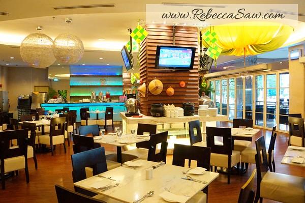 Ramadhan buffet, silka Maytower hotel, KL-004