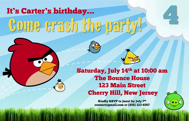 Angry Birds Blog