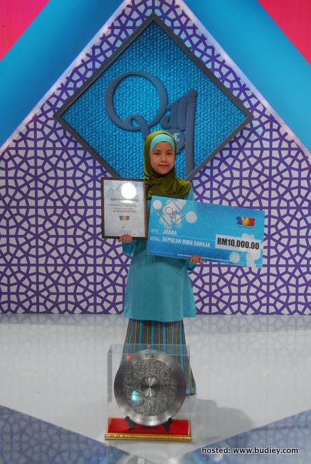 Juara (Fatimah binti Ahmad Zahid)