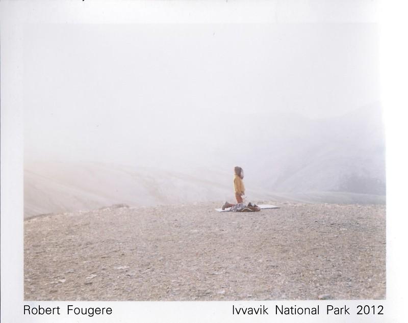 Midnight Solstice Hike, Ivvavik National Park.