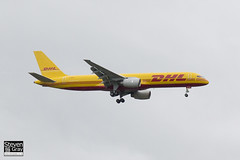 G-BMRJ - 24268 - DHL Air - Boeing 757-236(SF) - Fairford RIAT 2012 - 120707 - Steven Gray - IMG_2122