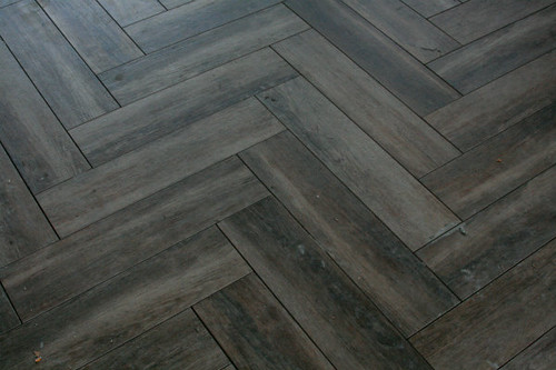 ceramic tile that looks like aged hardwood