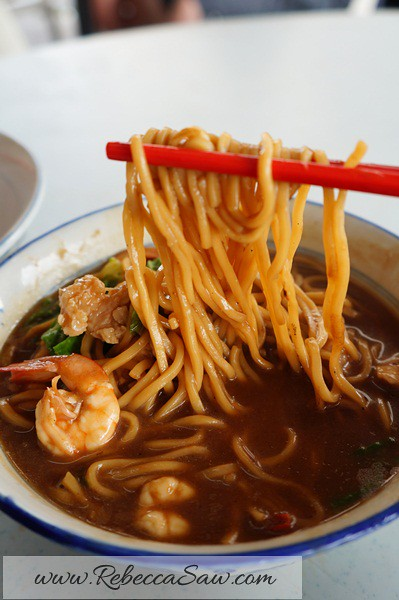 soon fatt cafe - foochow fried noodles-003