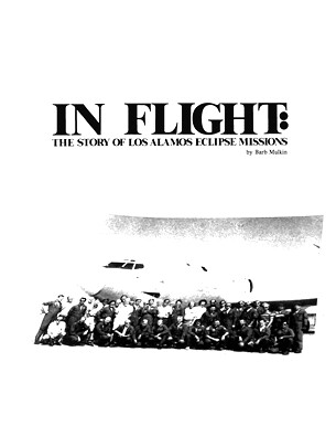 In Flight The Story of the Los Alamos Eclipse Missions