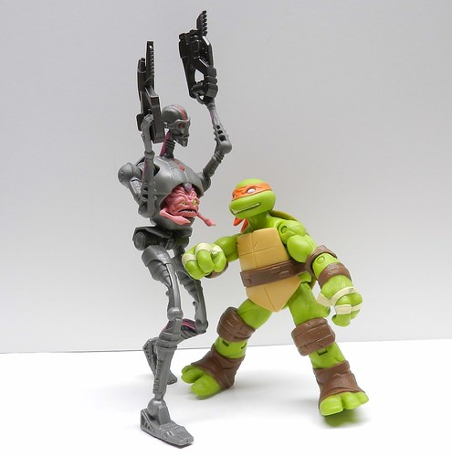 Ninja Turtles Kraang