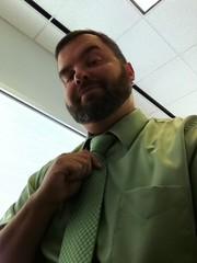 Green Shirt Thursday