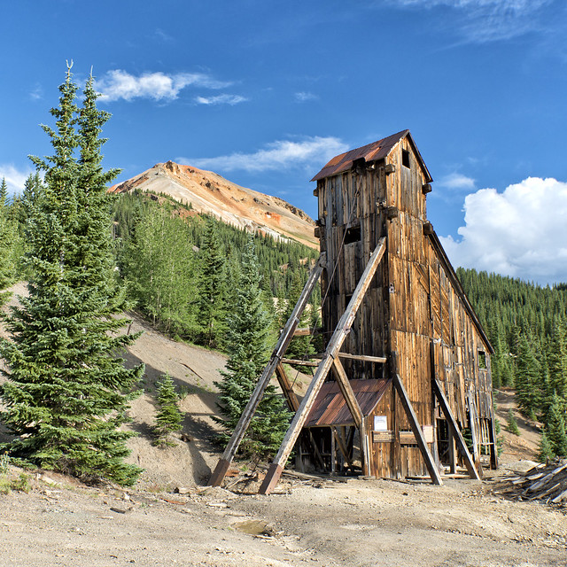 Yankee Girl Mine