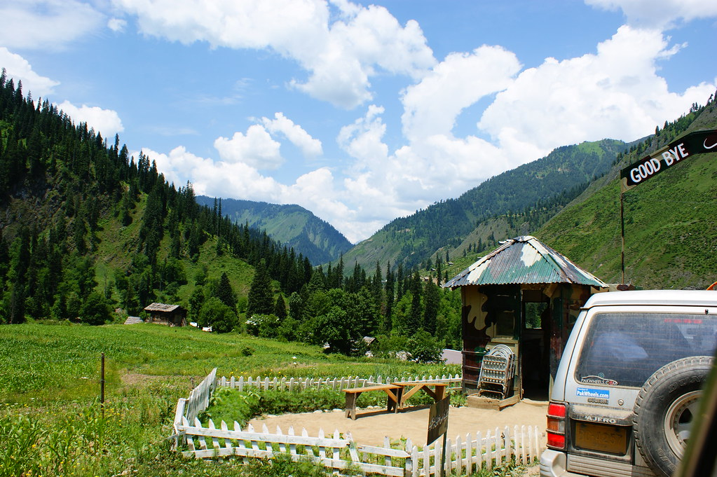 """MJC Summer 2012 Excursion to Neelum Valley with the great """"LIBRA"""" and Co - 7608631620 e579eb40a3 b"""