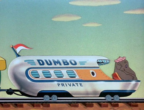 DUMBO Private Car