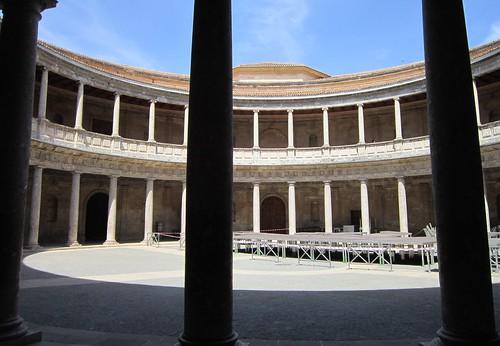 カルロス5世宮殿 2012年6月4日 by Poran111