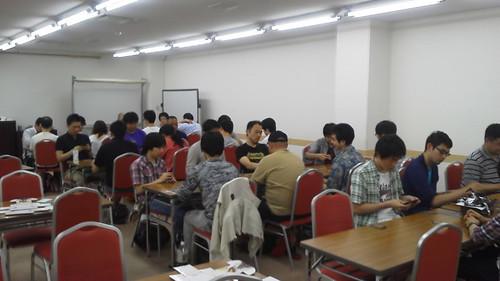 LMC Chiba 423rd : Hall