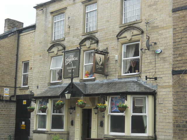 The Commercial, Mossley