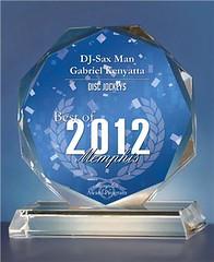 Best DJ Award 2012