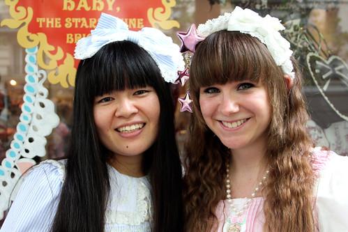 Yumi and me