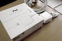 iPadとiPhoneの充電環境を整える(ACアダプター編)