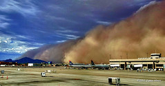 Haboob Dust Storm by Hines Photography