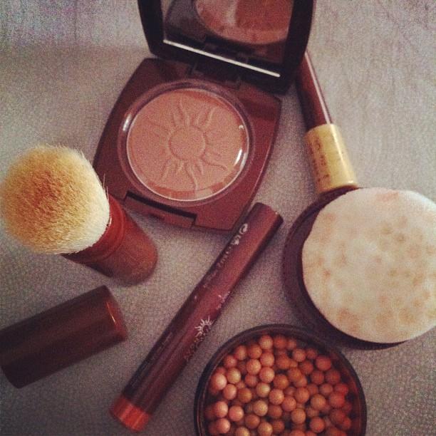 Avon glow #tenditrendy #beauty #make-up #avon
