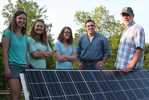 Avery Sustainable Energy Potluck