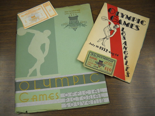 1936 Summer Olympics Ephemera