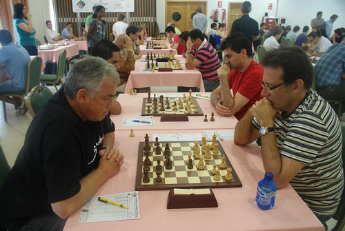 Mihail Marin (ROM) vs Mark Berkovich (ISR)