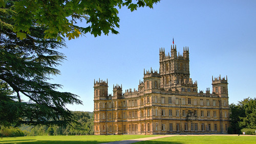 Downton Abbey :-)