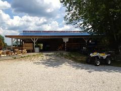 Pat's Gnawbone Sorghum Mill and Flea Market