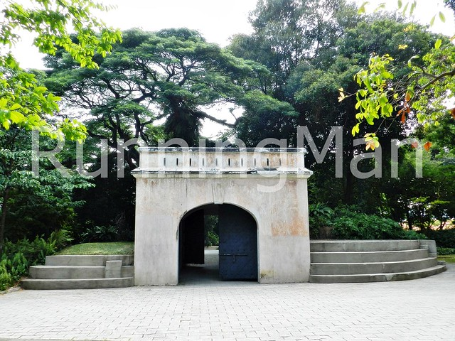 Fort Canning Park & Battle Box 08