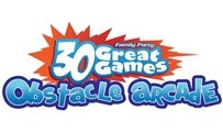 Family Party: 30 Great Games Obstacle Arcade Announced for Nintendo Wii U