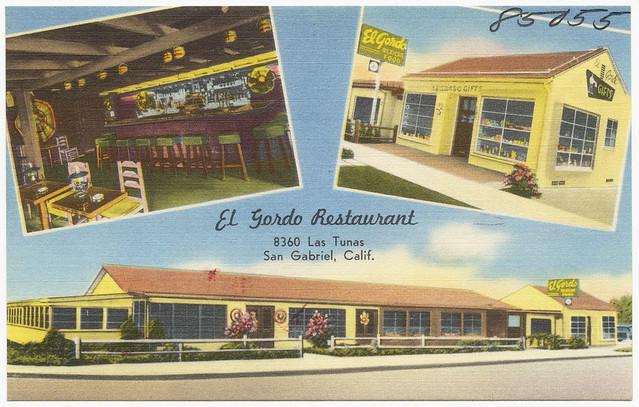 El Gordo Restaurant West Belmont Avenue Chicago Il