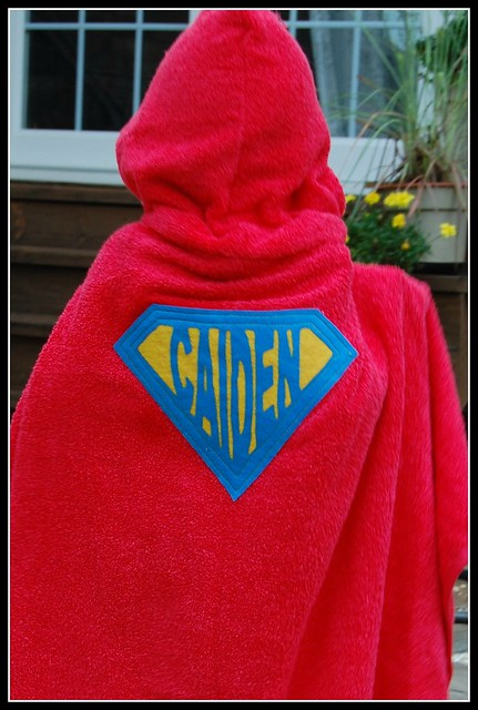 Superhero Towel 3