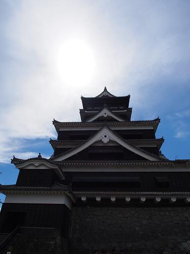 熊本城 天守閣