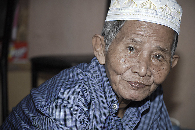 My beloved Grandfather