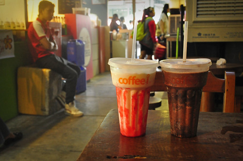Coffee Indulgence, UST food trip