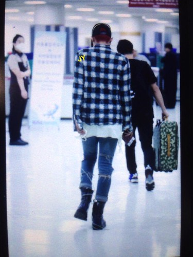 Big Bang - Gimpo Airport - 05jun2015 - G-Dragon - Joey_GD - 04