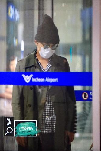 Big Bang - Incheon Airport - 26jul2015 - Utopia - 05