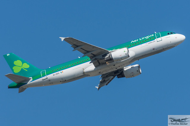 Aer Lingus Airbus A320-214 EI-DEH St. Conleth (714513)