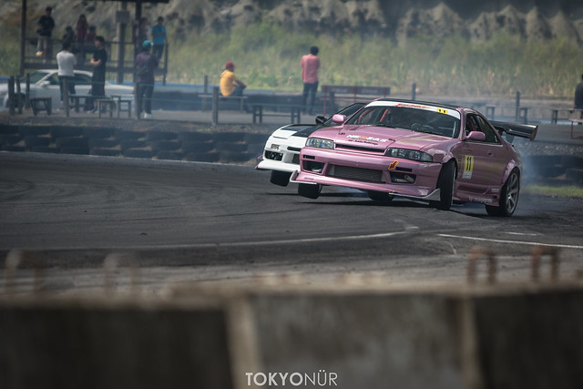 Drift -  Kanto All-Star 2016 [Saitama and Ibaraki Divisions Qualification]