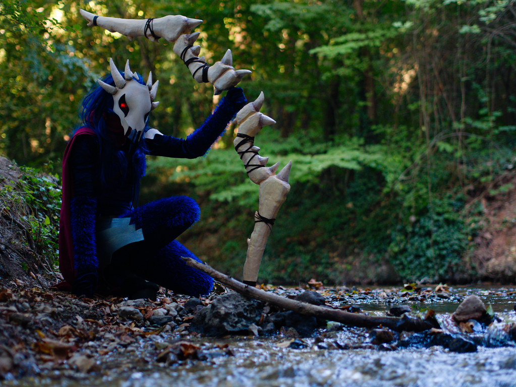 related image - Shooting Kindred - League of Legends - Bords de la Luynes - Gardanne - 2016-08-21- P1540020