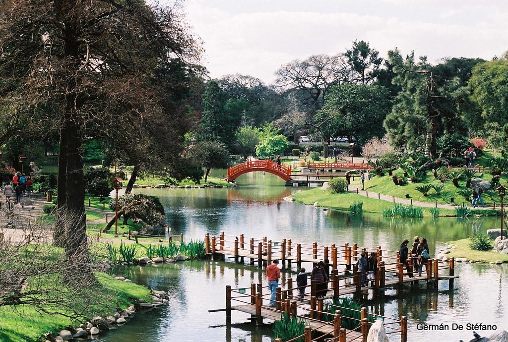 Jardín Japonés - Japanese Garden - Buenos Aires