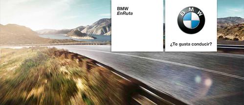 BMW En Ruta, portada