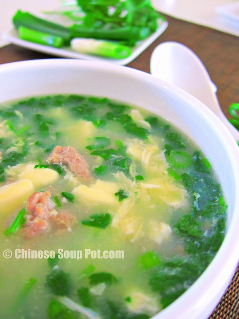 Chinese West Lake Beef Soup