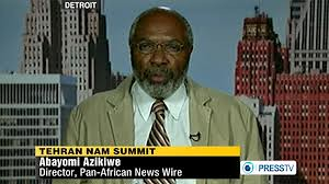 Abayomi Azikiwe, editor of the Pan-African News Wire, was featured on Press TV News Analysis on August 30, 2012. Azikiwe discussed the history and significance of the Non-Aligned Movement that met in Iran. by Pan-African News Wire File Photos