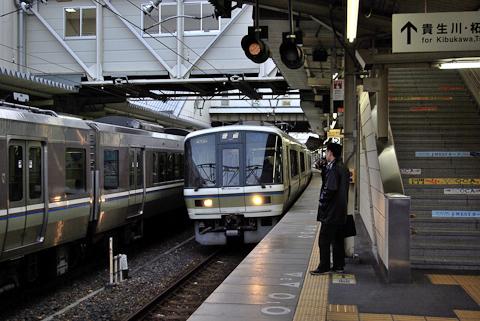 東海道本線(琵琶湖線)の草津駅
