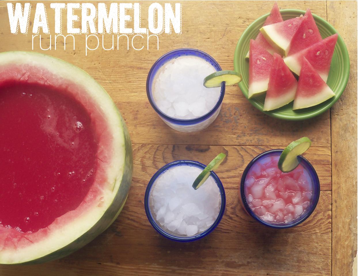 watermelonrumpunch