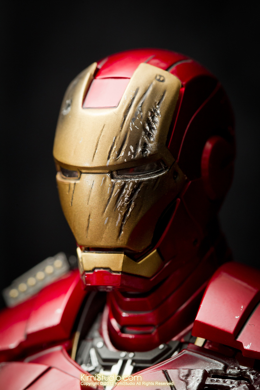 2012.09.01 Hot Toys Iron Man Mark VI-036