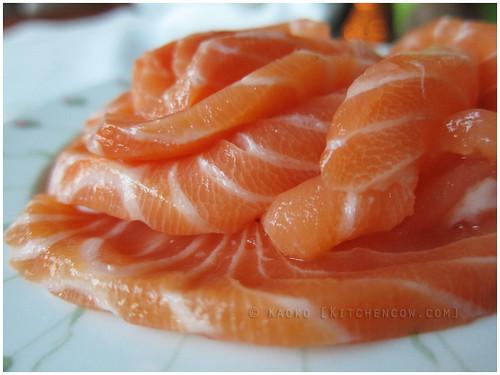 The Rose Veranda - Fatty Salmon
