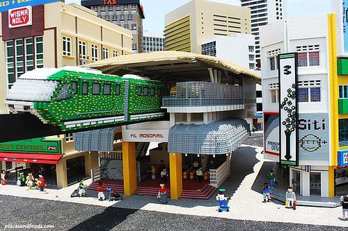 Legoland Malaysia Brickfields