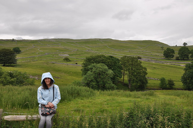 Beautiful Malham hillsides