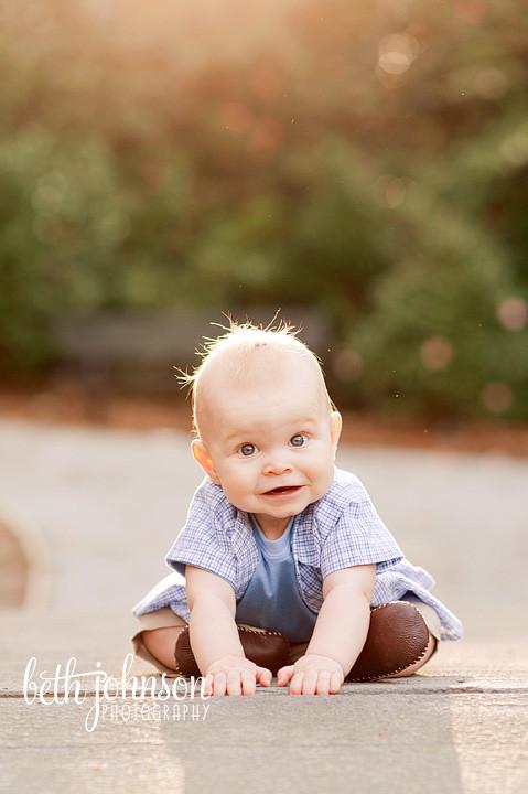 tallahassee florida baby boy photographer