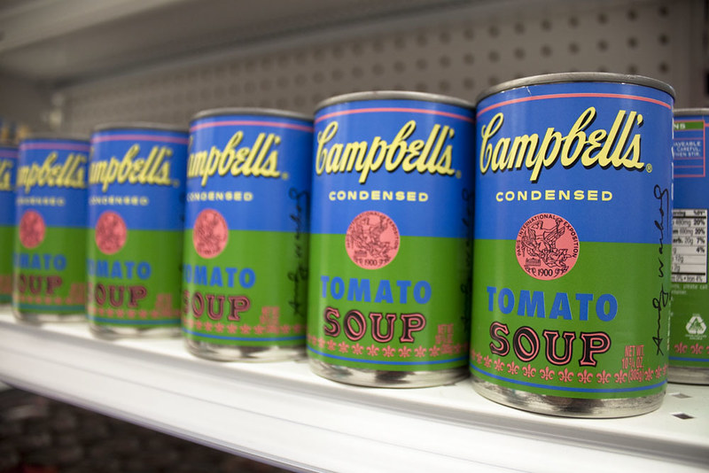 Campbells Soup - Andy Warhol 1